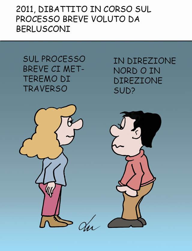 Processo breve Berlusconi