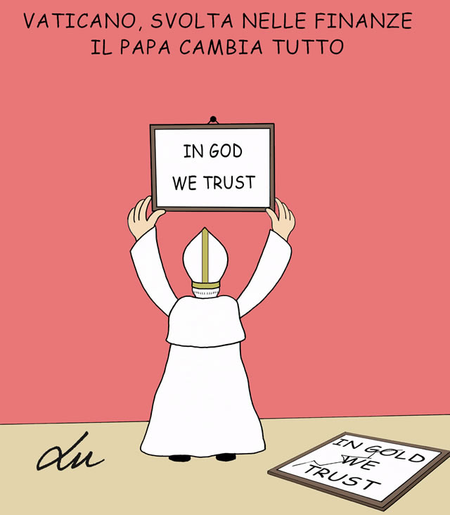 In God-Gold se trust